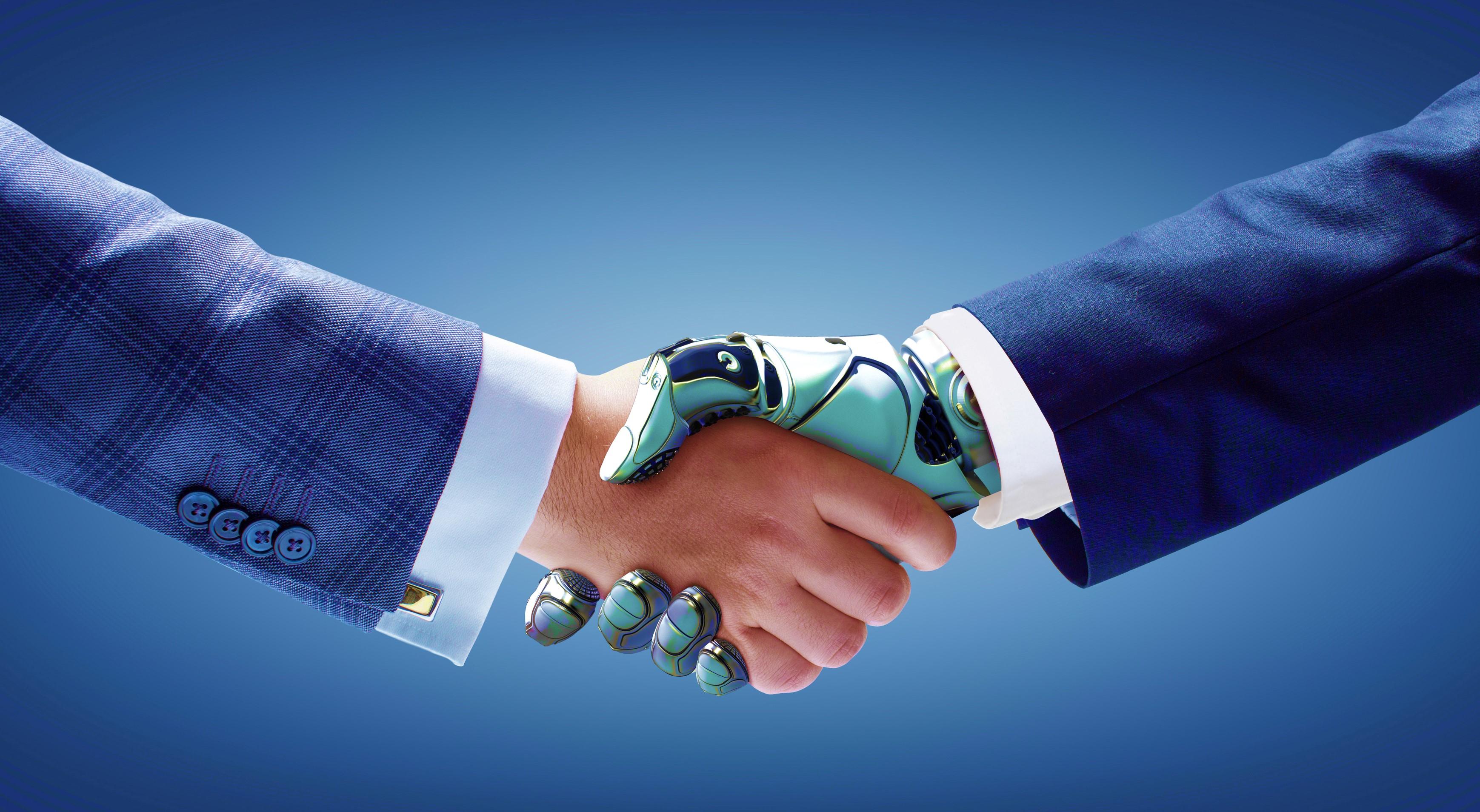 shake_hand_robot