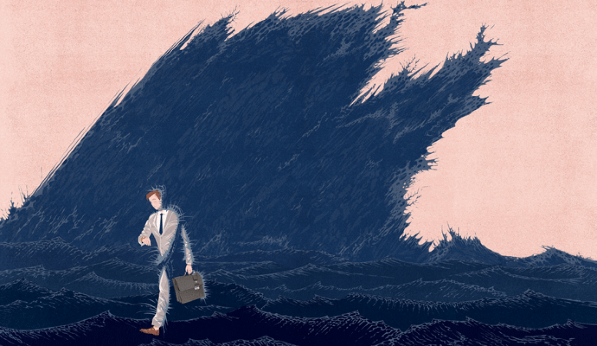 The Coming Wave of Digital Disruption